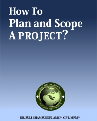 How to Plan and Scope a Project